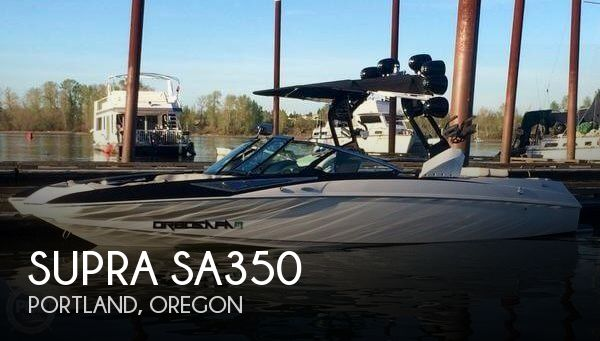 Used Boats For Sale in Portland, Oregon by owner | 2014 Supra 22