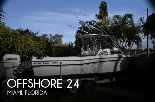 Used Offshore Boats For Sale by owner | 1987 Offshore 24