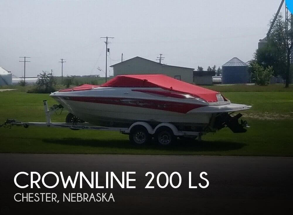 Used Boats For Sale in Nebraska by owner   2008 Crownline 20