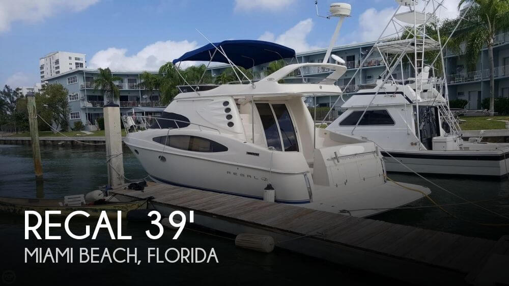 Used Regal Boats For Sale by owner | 2001 Regal 3780 Commodore