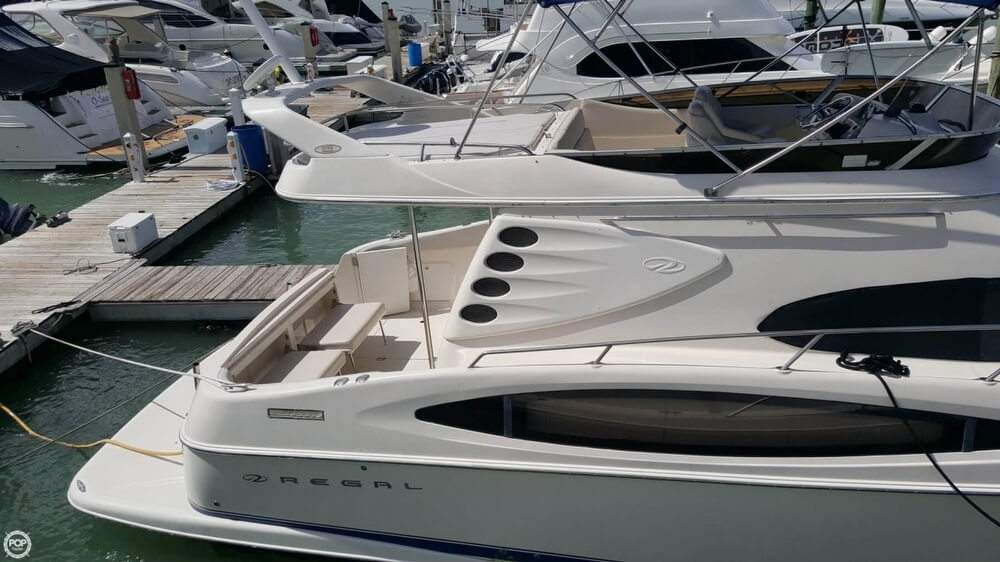 2001 Regal boat for sale, model of the boat is 3780 Commodore & Image # 21 of 40