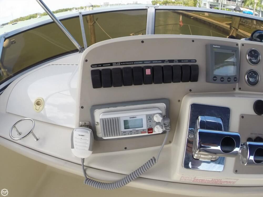 2001 Regal boat for sale, model of the boat is 3780 Commodore & Image # 34 of 40