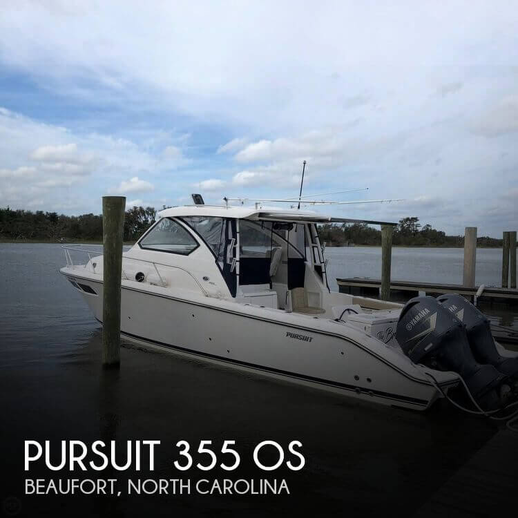 Used Boats For Sale in North Carolina by owner | 2017 Pursuit 37