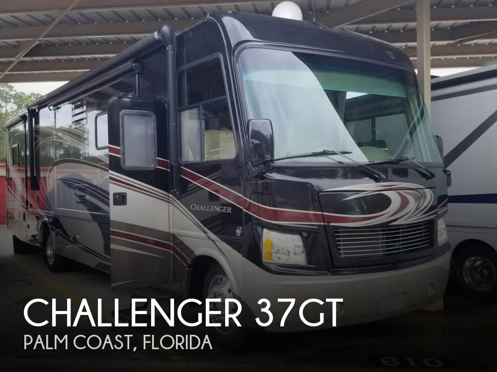 2014 Thor Motor Coach Challenger 37GT