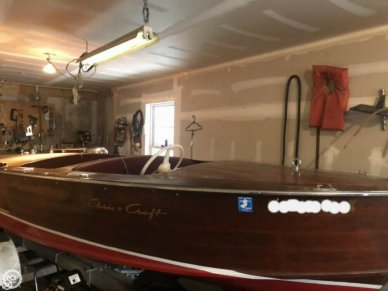 Chris-Craft 17 Deluxe Runabout., 17, for sale - $13,000