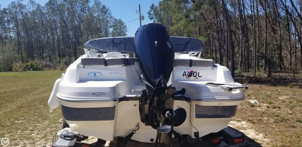 2018 Tahoe boat for sale, model of the boat is 450 TS & Image # 5 of 40
