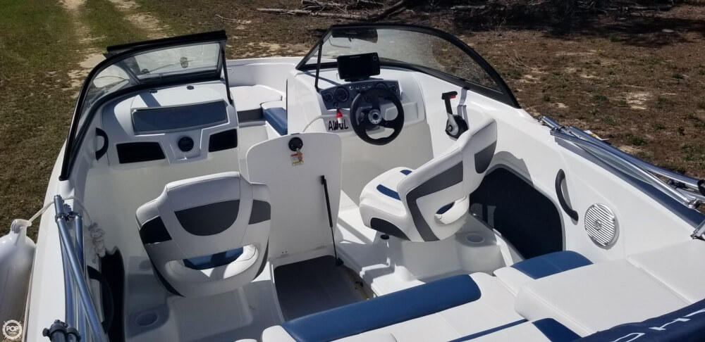 2018 Tahoe boat for sale, model of the boat is 450 TS & Image # 7 of 40