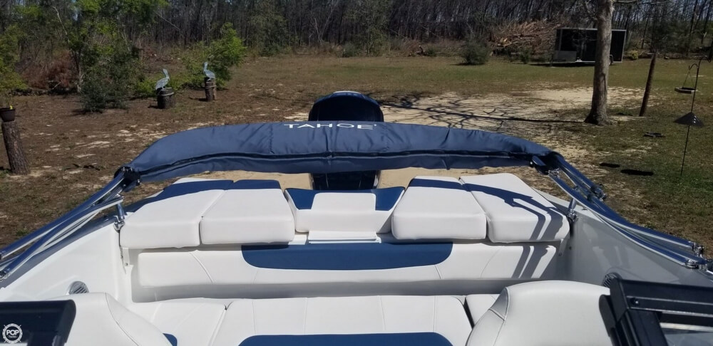 2018 Tahoe boat for sale, model of the boat is 450 TS & Image # 9 of 40
