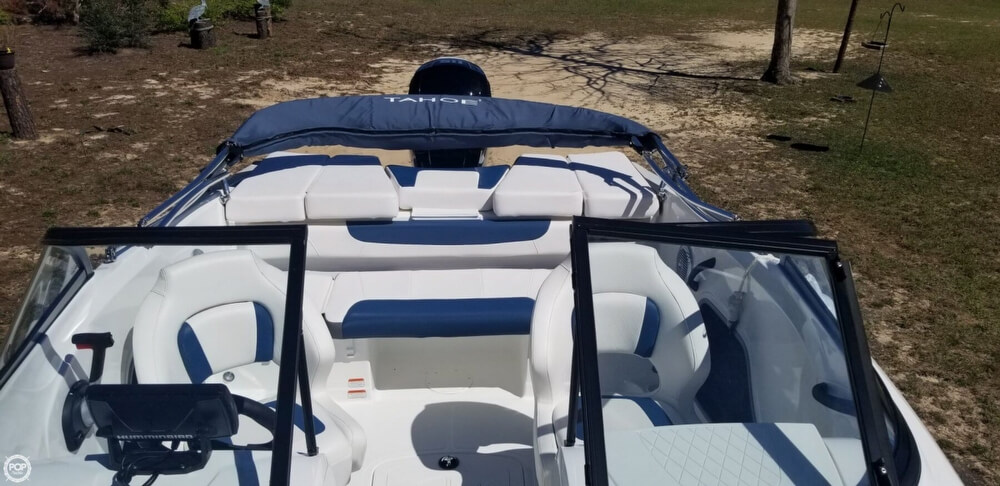 2018 Tahoe boat for sale, model of the boat is 450 TS & Image # 10 of 40