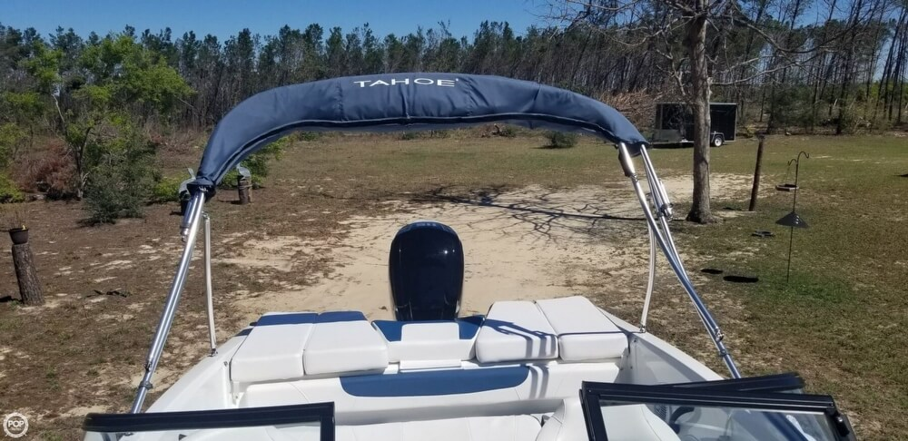 2018 Tahoe boat for sale, model of the boat is 450 TS & Image # 14 of 40