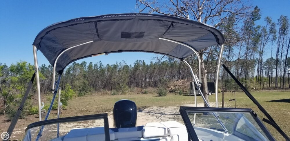 2018 Tahoe boat for sale, model of the boat is 450 TS & Image # 16 of 40