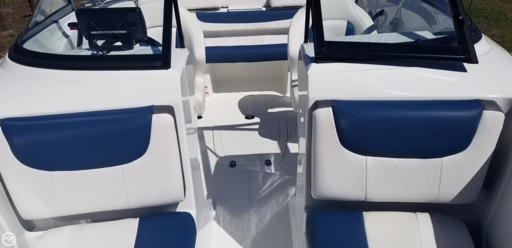 2018 Tahoe boat for sale, model of the boat is 450 TS & Image # 23 of 40