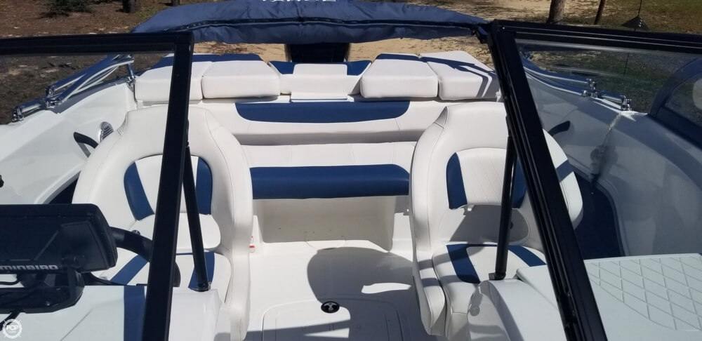 2018 Tahoe boat for sale, model of the boat is 450 TS & Image # 24 of 40