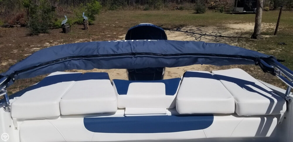 2018 Tahoe boat for sale, model of the boat is 450 TS & Image # 25 of 40