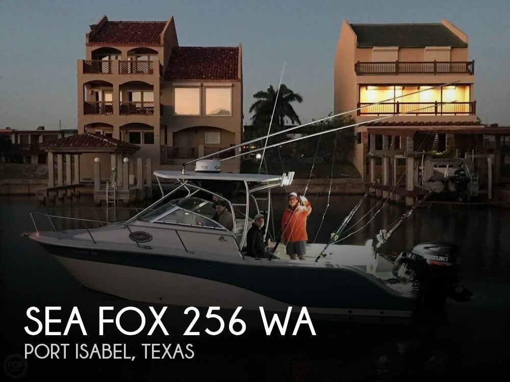 Used Boats For Sale in Brownsville, Texas by owner | 2008 Sea Fox 25