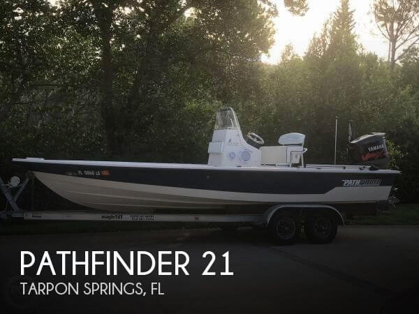 Used Pathfinder Boats For Sale by owner | 2002 Pathfinder 21