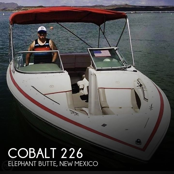 Used Boats For Sale in New Mexico by owner | 2002 Cobalt 22