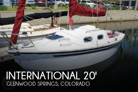 Used International Boats For Sale by owner | 2015 International 20