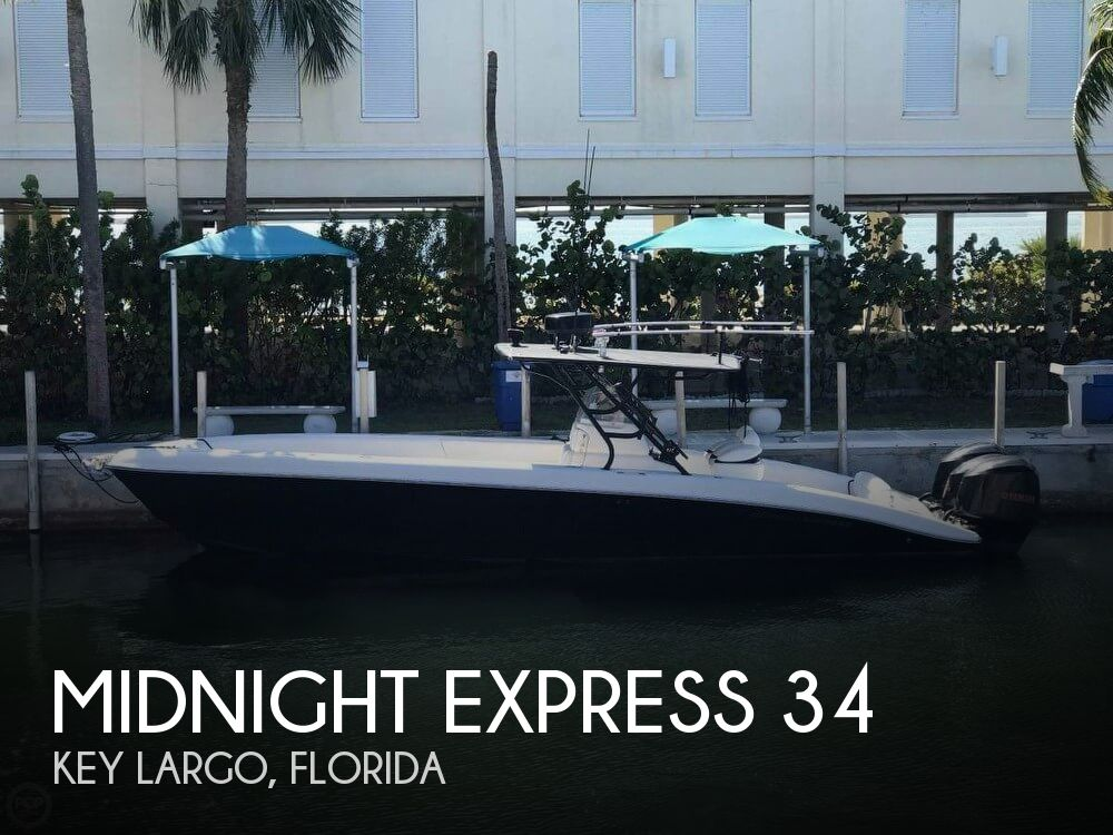 Used Midnight Express Boats For Sale by owner | 2009 Midnight Express 34