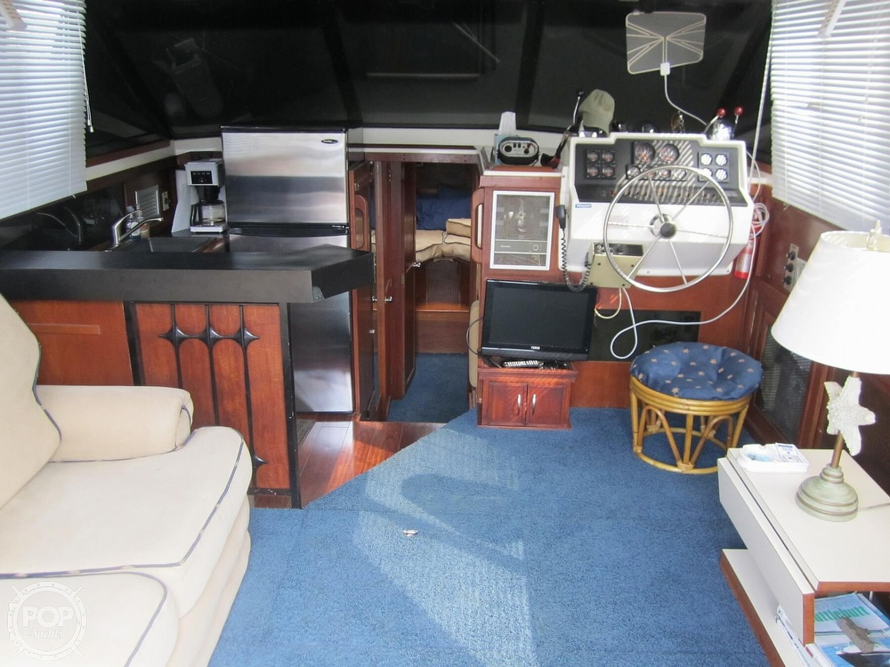 1980 Trojan boat for sale, model of the boat is 36 Convertible & Image # 3 of 40