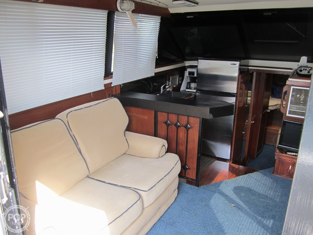 1980 Trojan boat for sale, model of the boat is 36 Convertible & Image # 4 of 40