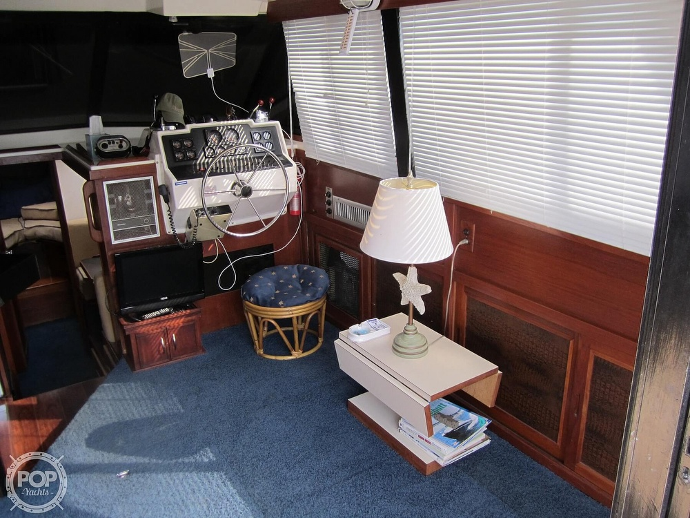 1980 Trojan boat for sale, model of the boat is 36 Convertible & Image # 5 of 40
