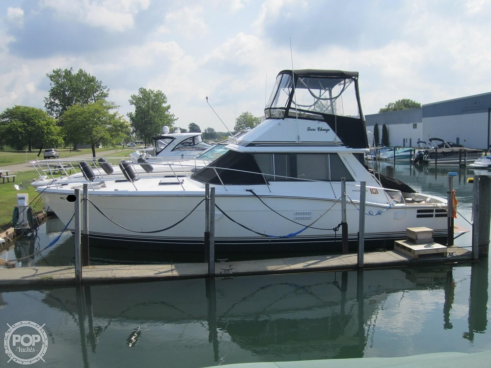 1980 Trojan boat for sale, model of the boat is 36 Convertible & Image # 13 of 40