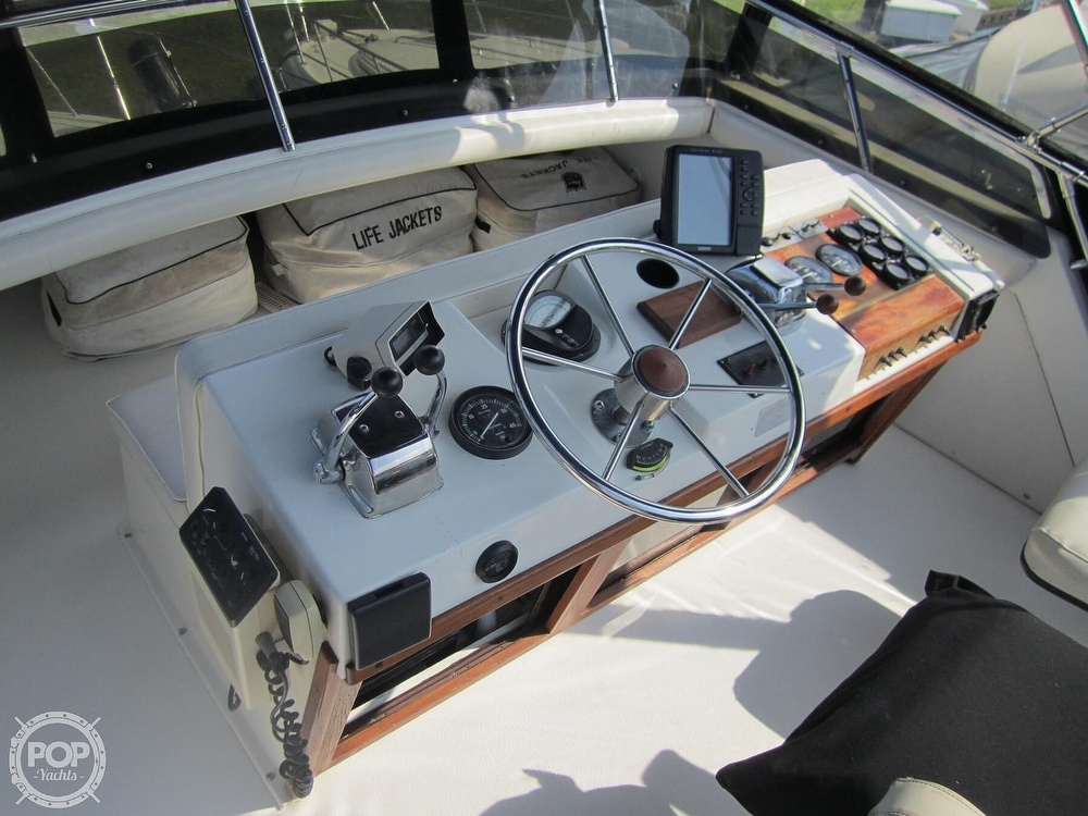 1980 Trojan boat for sale, model of the boat is 36 Convertible & Image # 28 of 40