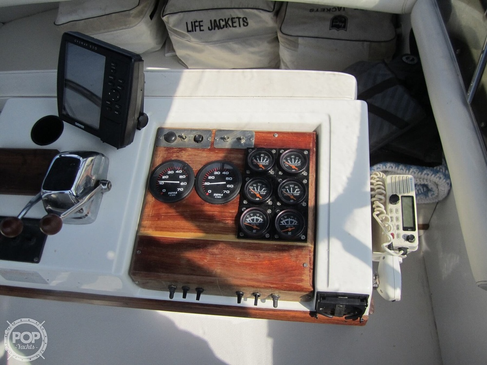 1980 Trojan boat for sale, model of the boat is 36 Convertible & Image # 33 of 40