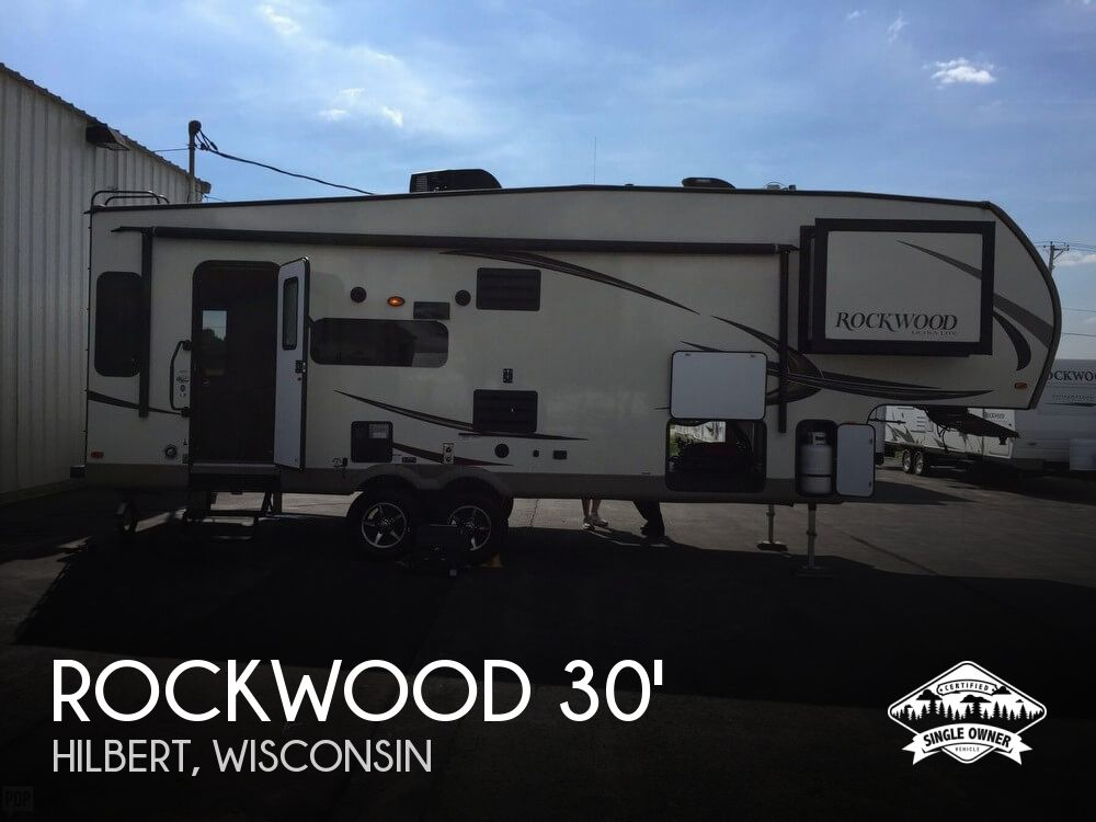 2016 Forest River Rockwood UltraLite-2720WS