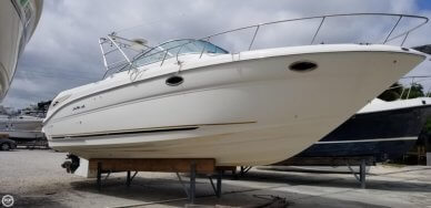Sea Ray 290 Amberjack, 31', for sale - $33,400