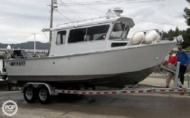 North River 26 Seahawk Offshore, 28', for sale - $175,000