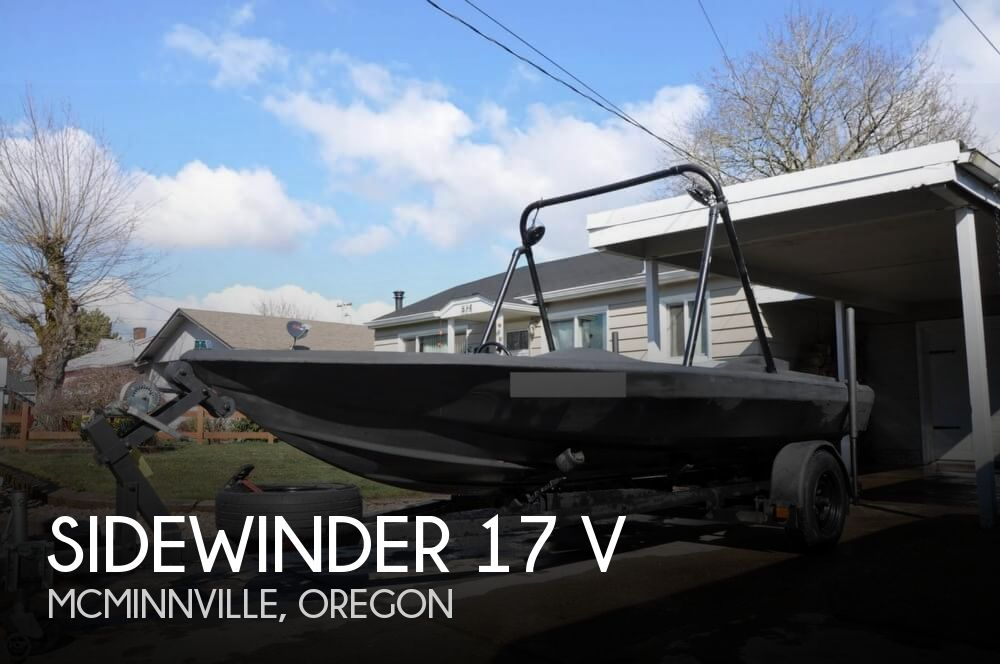 1972 Sidewinder boat for sale, model of the boat is 17 V & Image # 1 of 41