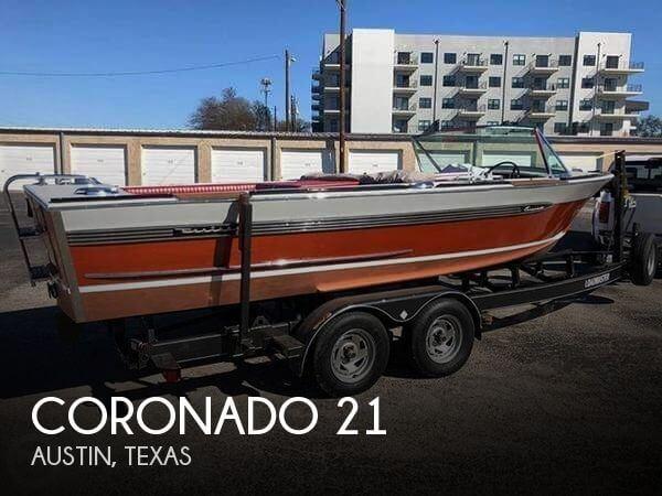 Used Coronado Boats For Sale by owner | 1965 Coronado 21