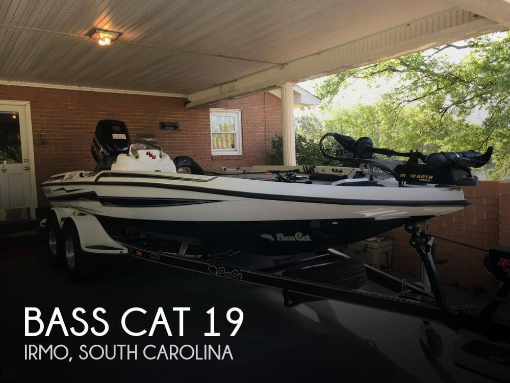 Used Bass Cat Boats For Sale by owner | 2018 Bass Cat 19