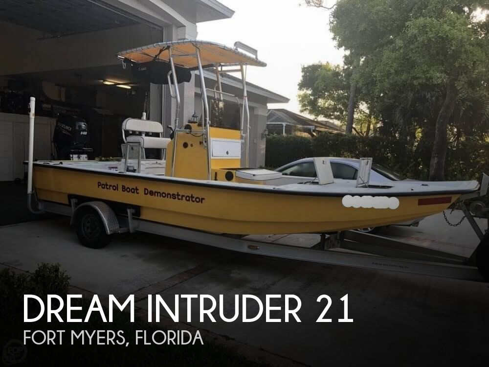 2017 Dream boat for sale, model of the boat is Intruder 21 & Image # 1 of 41