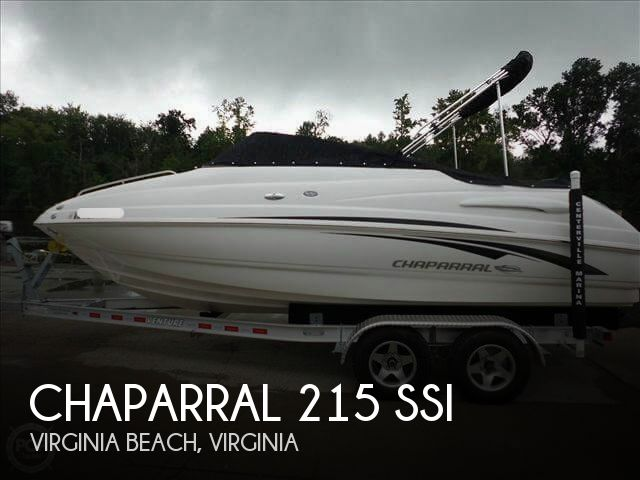 Used Chaparral Boats For Sale in Virginia by owner | 2010 Chaparral 22