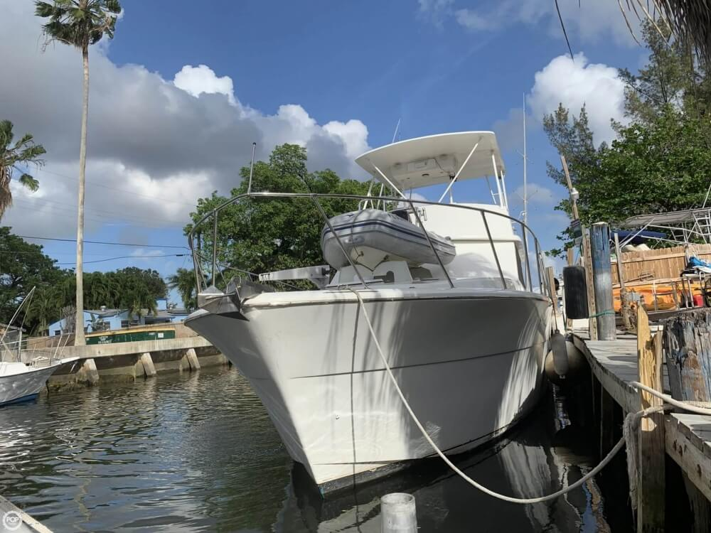 1986 Chris Craft boat for sale, model of the boat is 422 Commander & Image # 8 of 40