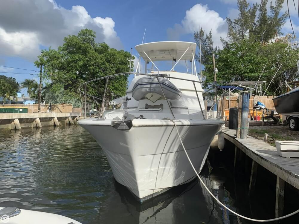 1986 Chris Craft boat for sale, model of the boat is 422 Commander & Image # 9 of 40