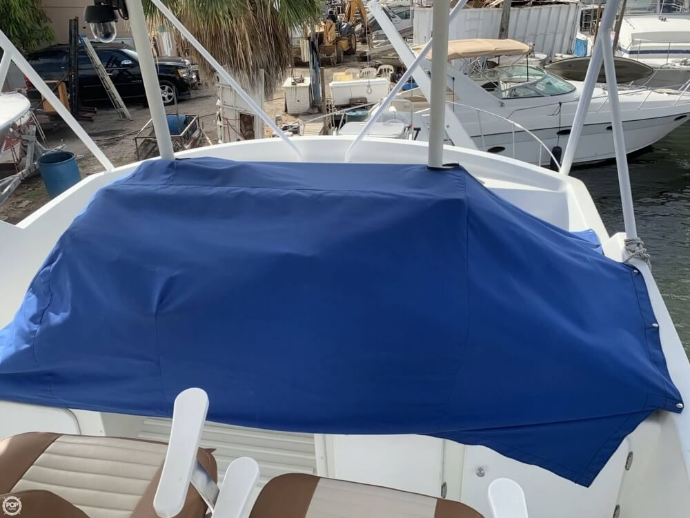 1986 Chris Craft boat for sale, model of the boat is 422 Commander & Image # 40 of 40