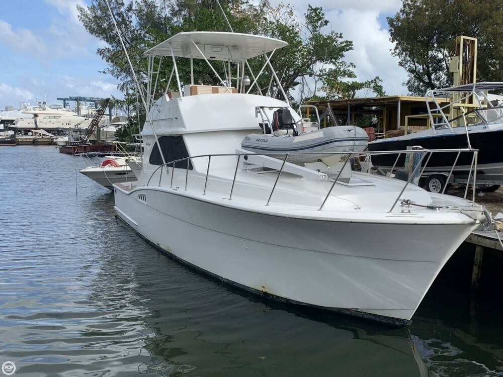 1986 Chris Craft boat for sale, model of the boat is 422 Commander & Image # 5 of 40