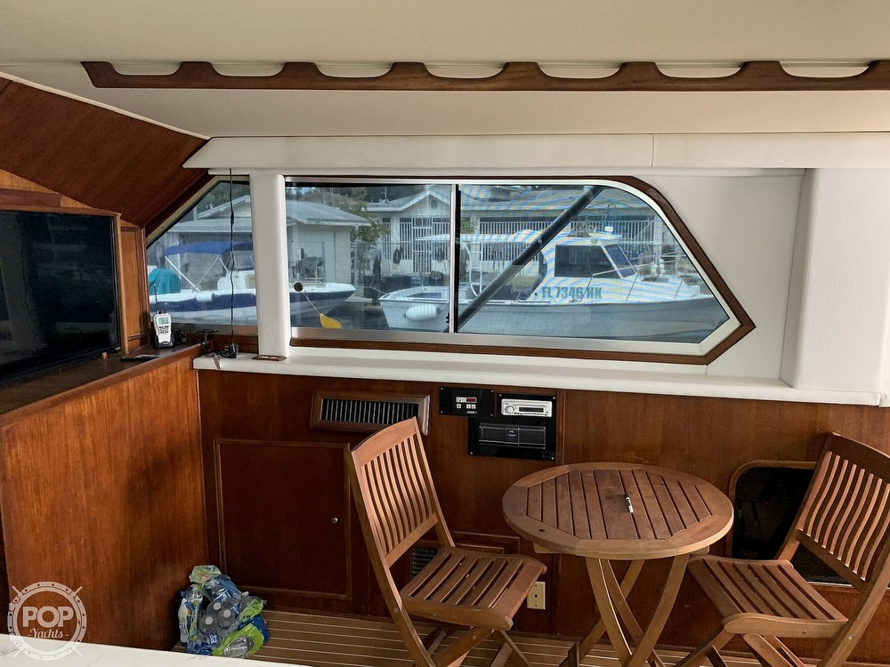 1986 Chris Craft boat for sale, model of the boat is 422 Commander & Image # 17 of 40