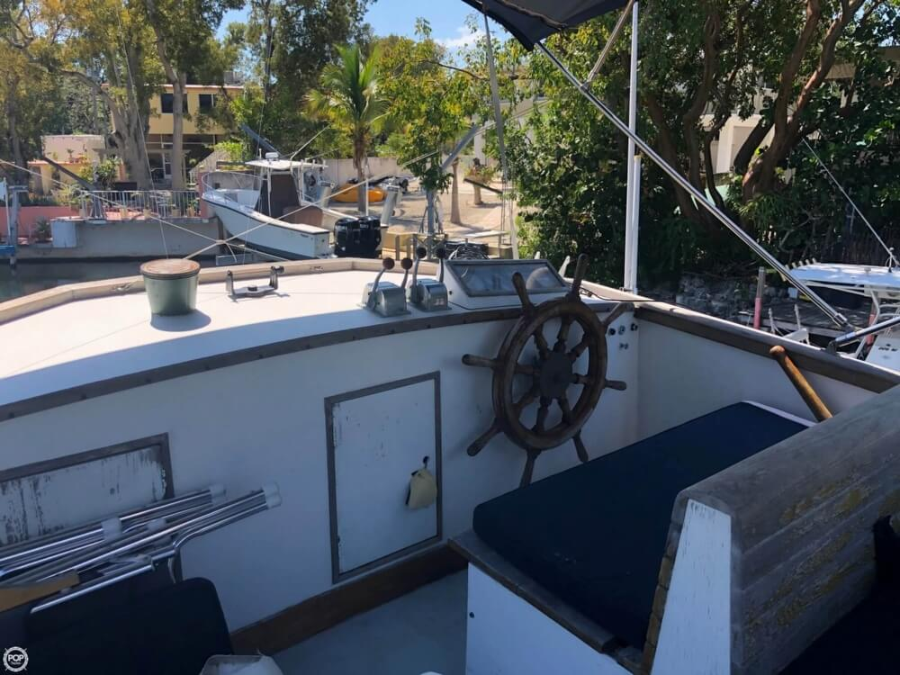 1973 Grand Banks boat for sale, model of the boat is 42 & Image # 25 of 41
