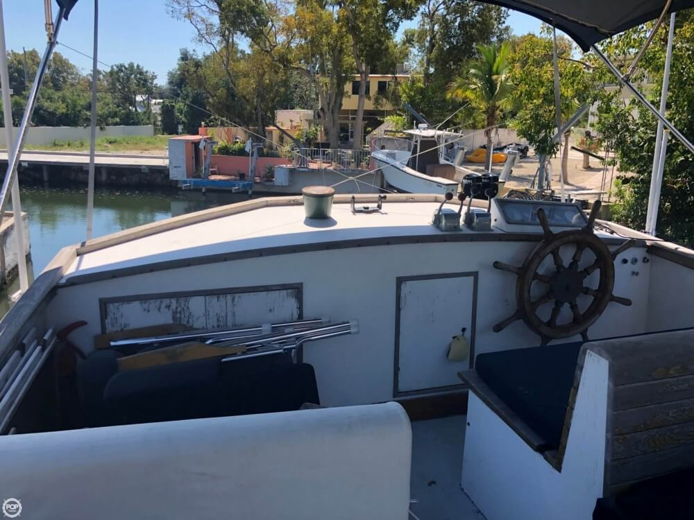 1973 Grand Banks boat for sale, model of the boat is 42 & Image # 26 of 41