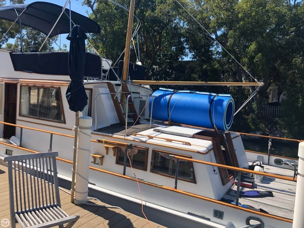 1973 Grand Banks boat for sale, model of the boat is 42 & Image # 14 of 41