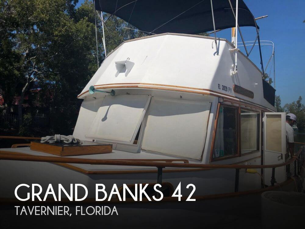 Used GRAND BANKS Boats For Sale by owner | 1973 Grand Banks 42