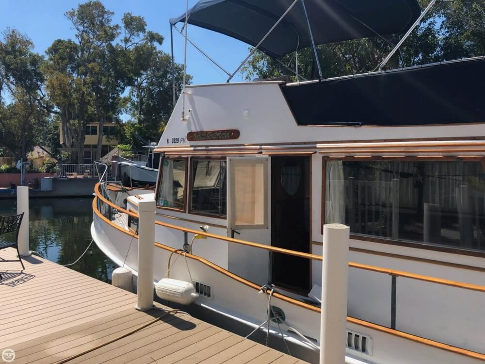 1973 Grand Banks boat for sale, model of the boat is 42 & Image # 18 of 41