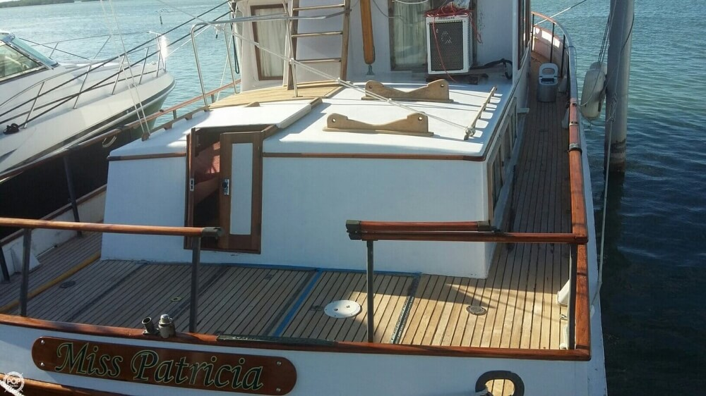 1973 Grand Banks boat for sale, model of the boat is 42 & Image # 3 of 41
