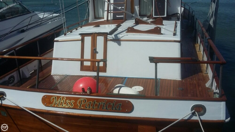 1973 Grand Banks boat for sale, model of the boat is 42 & Image # 4 of 41