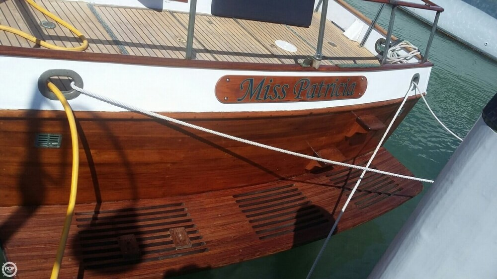 1973 Grand Banks boat for sale, model of the boat is 42 & Image # 10 of 41